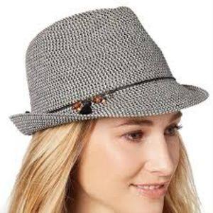 Nine West Women's Fedora Hat